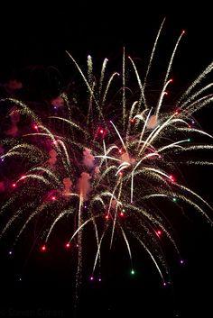 July 4 Fireworks, Ocean City, NJ