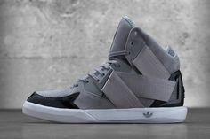 adidas Originals Fall/Winter 2014 C-10 Grey
