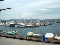 Orla Marítima de Sant Antoni, Ibiza.