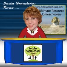 The Secular Homeschool Community - History at Our House - Reviews
