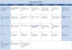 it will change your life: New Year, Organizing galore!