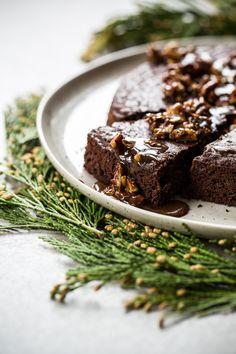 chocolate pecan pie recipes dishmaps sorghum sweetened chocolate pecan ...