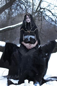 Iris Von Everec - The Witcher Wild Hunt - Hearts of Stone Cosplay by Ormeli The Witcher Wild Hunt, The Witcher 3, Dark Beauty, Gothic Beauty, Olgierd Von Everec, Character Inspiration, Character Art, Snow White Queen, Witcher Art