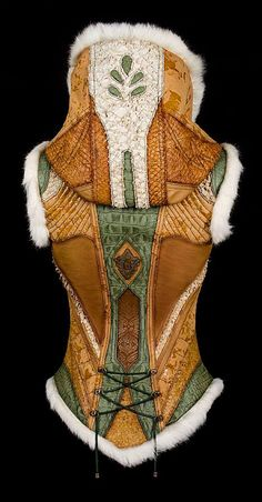 Yin Vest go to this site with cute girls Steampunk Mode, Steampunk Fashion, Fantasy Costumes, Cosplay Costumes, Larp, Medieval Fantasy, Character Outfits, Mode Outfits, Western Outfits
