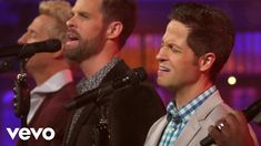 The Gaither Vocal Band is known for their wonderful praise and worship tunes. These men truly have a God-given talent for singing and I'm so glad they're using this gift to glorify His name. Music Sing, Gospel Music, Music Tv, Sing Sing, Christian Song Lyrics, Christian Music Videos, Praise And Worship Music, Praise Songs, Gaither Vocal Band
