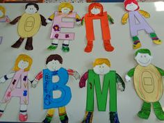 5o - 7o ΝΗΠΙΑΓΩΓΕΙΑ ΤΥΡΝΑΒΟΥ: Δραστηριότητες για την εκμάθηση του ονόματος Names, Logos, Fictional Characters, Fine Motor, 3 Year Olds, Early Education, Logo, Fantasy Characters
