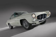 1956 Aston Martin DB2/4 MKII Supersonic by Ghia