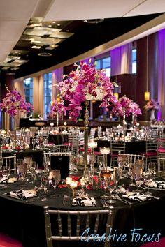 Wedding at the Westin Diplomat Resort ©Creative Focus Photography  Keywords: #weddingreceptiondecor #jevelweddingplanning Follow Us: www.jevelweddingplanning.com  www.facebook.com/jevelweddingplanning/