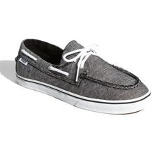 Vans 'Zapato Lo Pro' Sneaker ($20) ❤ liked on Polyvore