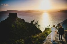 Weddings at Grace Santorini. Photo by Livio Lacurre.