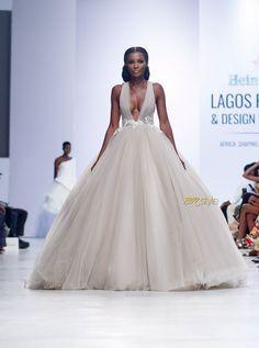 Heineken Lagos Fashion & Design Week 2017 Day 3: Andrea Iyamah - BellaNaija