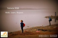 Yamuna Walks - We For Yamuna