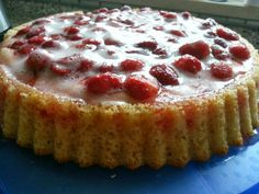 Vegan kochen: Tortenboden / Obstboden