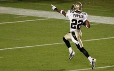 The pick 6 that cemented the Saints victory in Super Bowl 44. The greatest moment in New Orleans Saints history!