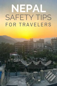 In short, yes Nepal is safe for travelers! Of course, it's still important to be informed, so use these Nepal safety tips to be prepared for your trip. #TBIN #thisissustainable #NaturallyNepal