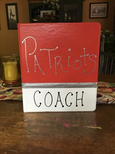 Cheerleading coach binder, binder decorations, decorating ideas, binder ideas, DIY Binder, cheer binder, cheerleading coach, coach stuff, DIY cheerleading coach binder, cheerleading coach binder ideas, inspiration, Rolla, Missouri, Rolla youth cheerleading, RYC, 2016 patriots