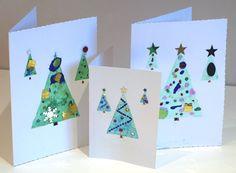 Home-made Christmas Cards