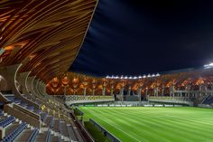 The final of this competition will serve as the opening match of the Pancho Arena, which will be the home ground for Puskás Akadémia and the national youth team. Description from dailynewshungary.com. I searched for this on bing.com/images