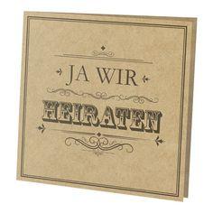 Einladungskarte Hochzeit Vintage Western: https://www.meine-hochzeitsdeko.de/einladungskarte-hochzeit-vintage-western