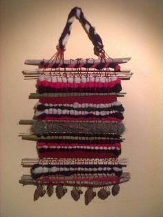 Telar Mapuche Fiber Art, Loom, Dream Catcher, Weaving, Crafty, Christmas Ornaments, Holiday Decor, Crochet, Google