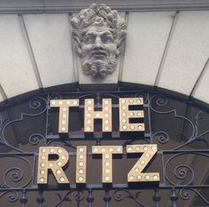 The Ritz, London. Photo: You Mean The World To Me