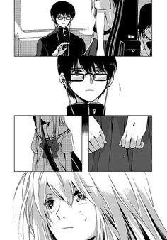 Sarishinohara #manga