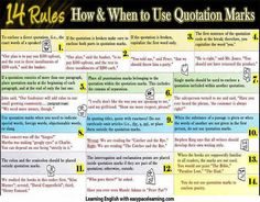 quotation use in essays
