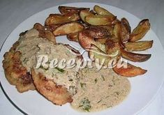 ▷ Krakonošovy krůtí kostky recept - Recepty.eu Meat, Chicken, Food, Meal, Eten, Meals, Buffalo Chicken, Cubs