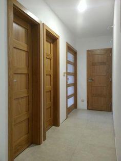 Interiérové dveře Grand - interiérové dřevěné dveře na zakázku. Internal Doors, Double Doors, Door Design, Carpentry, Tall Cabinet Storage, Door Ideas, Landing, Furniture, Home Decor