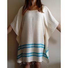 Peştemal Plaj Elbisesi! Kaftan Tops, Tunic Tops, Easy Sewing Patterns, Beach Dresses, Seychelles, Vintage Lace, Boho Outfits, Beachwear, Women Wear