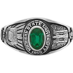 Michigan State Women's Ring