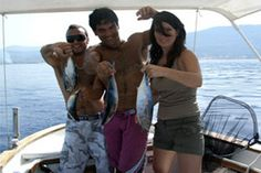 Fishing Tour with Calabria Sport Fishing!