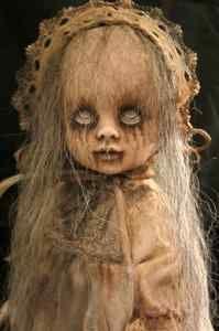 horror doll