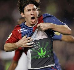 Herbalife is the Nutrition Sponsor for FC Barcelona and Lionel Messi