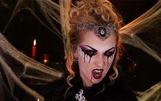 Maquillage Halloween // La Reine des Vampires