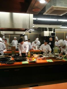 A pork culinary competition in Seoul, South Korea sponsored by a Chilean agrofoods company, Agrosuper...