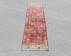 Turkish rug Area rug Vintage rug Carpet Kilim by TurkishRugVillage