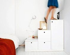 10 Radical Staircases for Tight Spaces: Remodelista