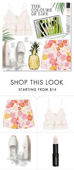 """Floral Summer"" by anastasiia-p8 ❤ liked on Polyvore featuring MANGO and Lord & Berry"