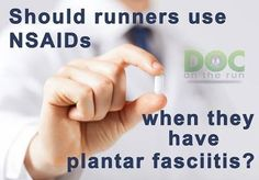 If inflammation is part of the problem, why not take ANTI-inflammatory drugs? Learn why, when and how runner's use anti-inflammatory medications to get relief…and perhaps even more importantly, when runners should NOT take these drugs.