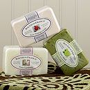 South of France bath soaps. These are awesome!