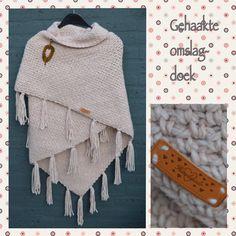 1507 Beste Afbeeldingen Van Gehaakte Omslagdoeken Crochet Clothes