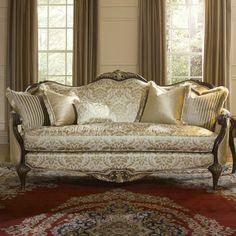 Charmant Michael Amini Imperial Court Sofa U0026 Reviews | Wayfair