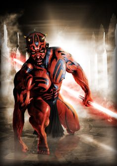Darth Maul, The Trials by Scott Harben
