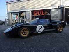 FORD GT40 ANNO 1966