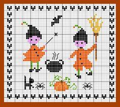 http://www.britexfabrics.com/blog/2010/10/13/free-cross-stitch-halloween-pixies-pattern/