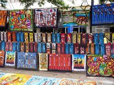 Maputo Market, Mozambique.