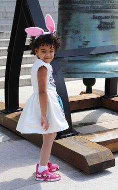 Pin for Later: 45 Photos of Blue Ivy Carter That Are Fit For a Scrapbook