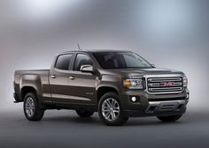 2016 GMC Canyon Diesel Review Interior