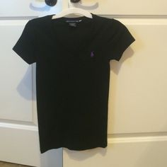 Polo Ralph Lauren Sport shirt. Never worn! Thick material, feels like a light sweater. Tight fitting. Polo by Ralph Lauren Tops Tees - Short Sleeve